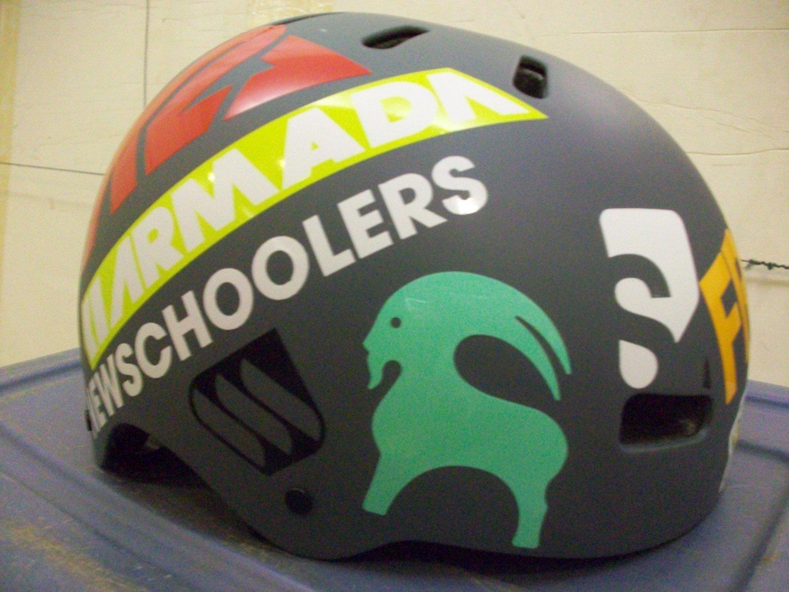 My helmet1