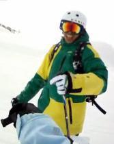 Ridin in alps (val d'isere-tignes)