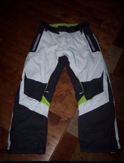 Cross pants