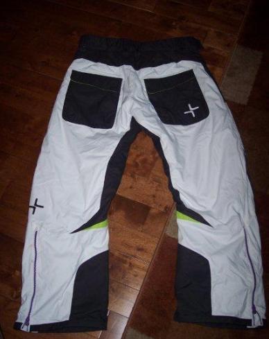 Pants cross 2