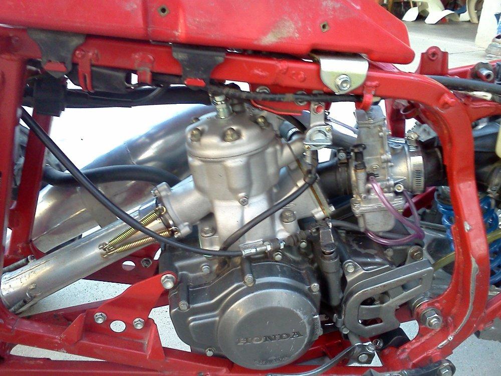 250R Engine