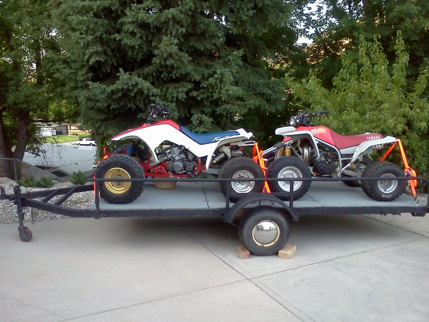 250R and Blaster