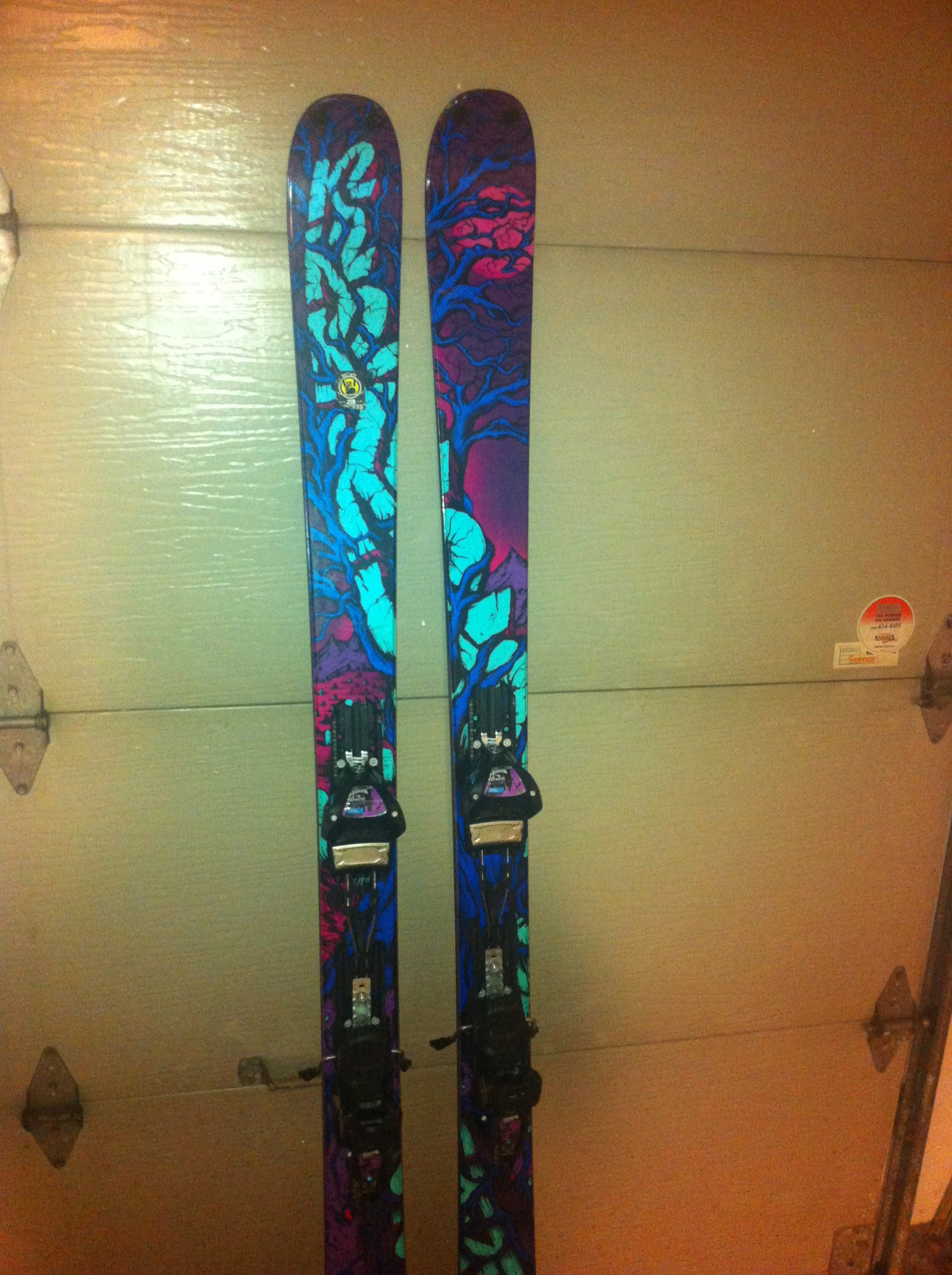 K2 skis Revival 2011