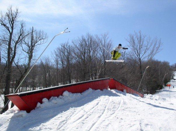 Skiing's Fun!