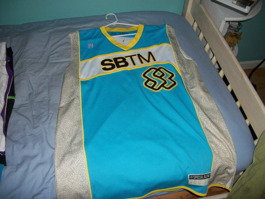 Special blend jersey