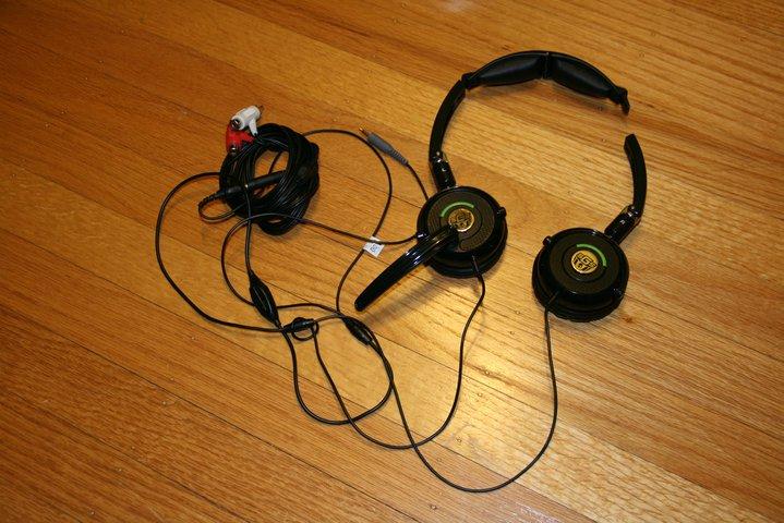 Xbox headphones