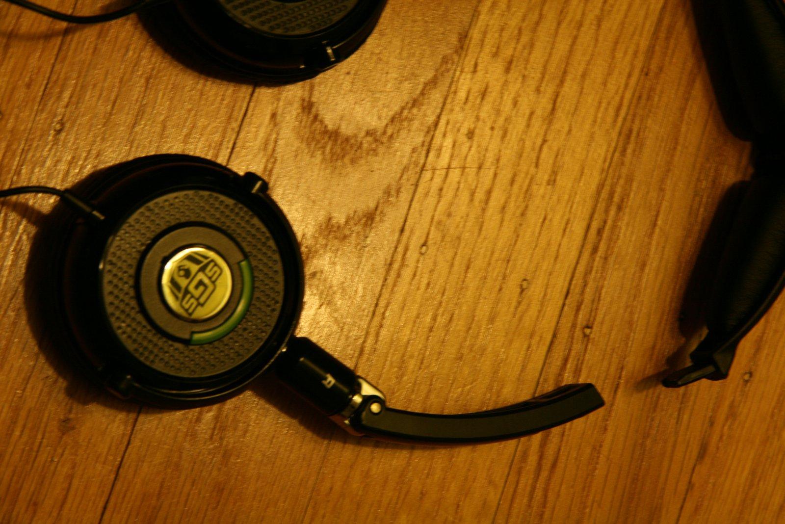 Headphone break