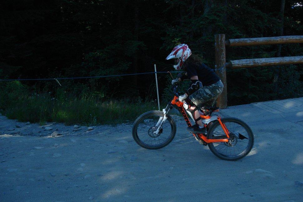 Mtn bike
