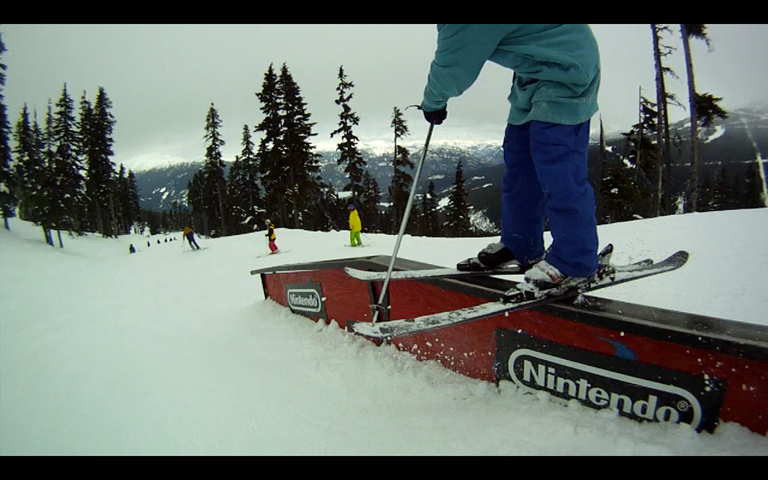 Honk on the tap - A Whistler Edit