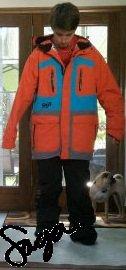New Saga Jacket