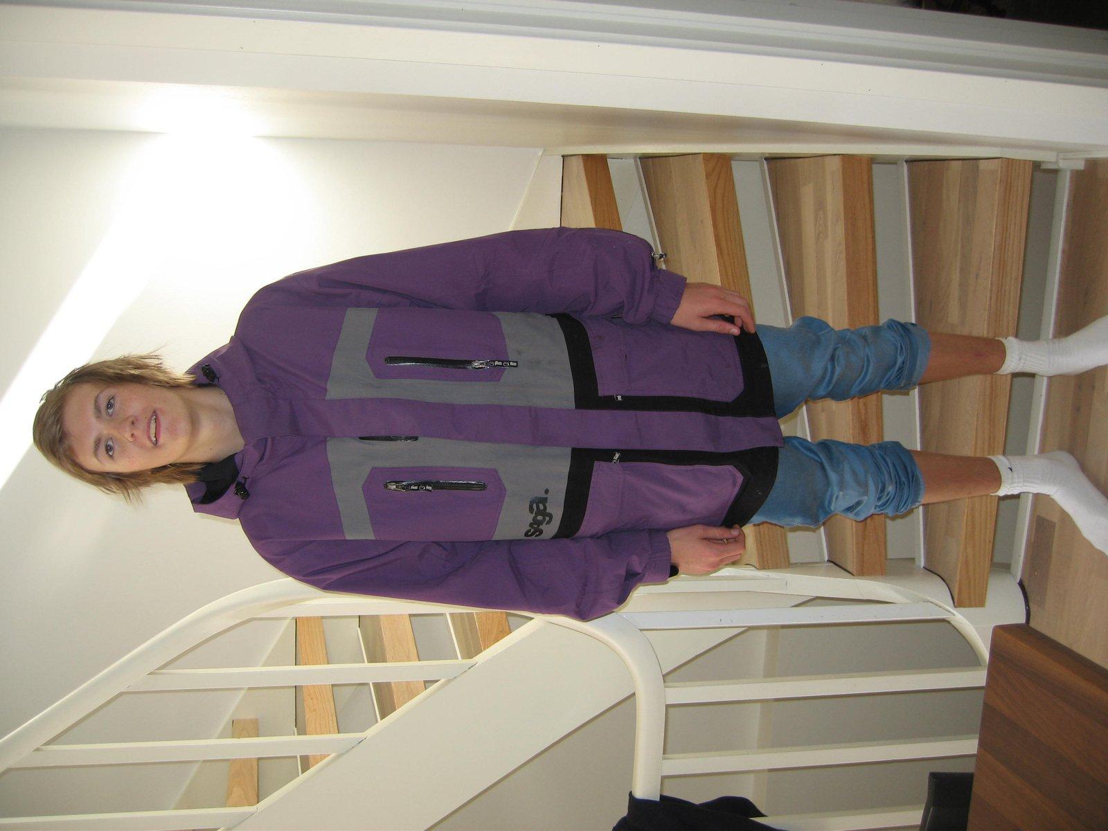 My saga jacket.