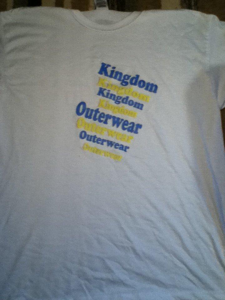Kingdom T-Shirt 1