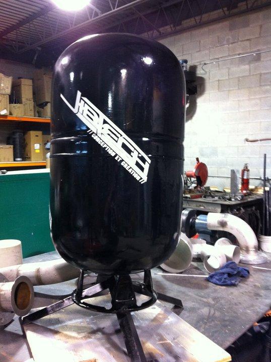 Barrel for NSF Prod