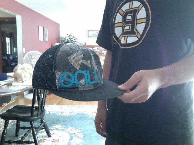 Line hat