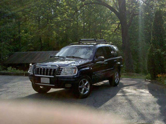 My jeep for thread
