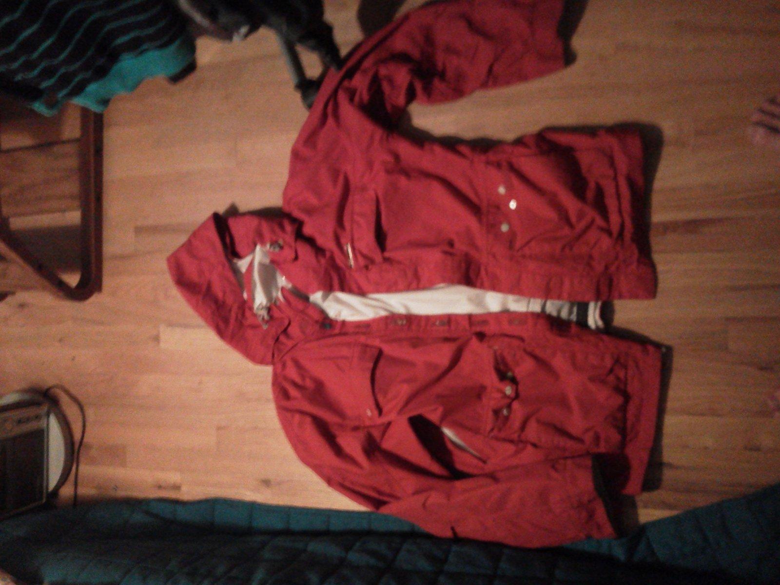 Foursquare chaqueta large