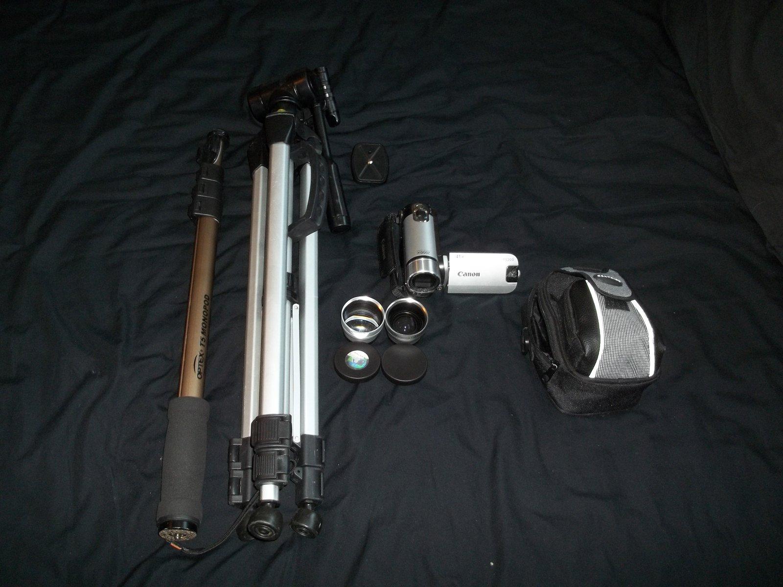 Camera Swag