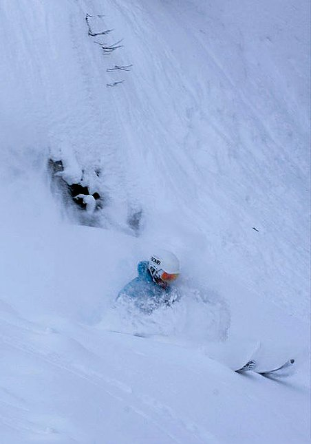 OOB - Bottom of Greely Bowl