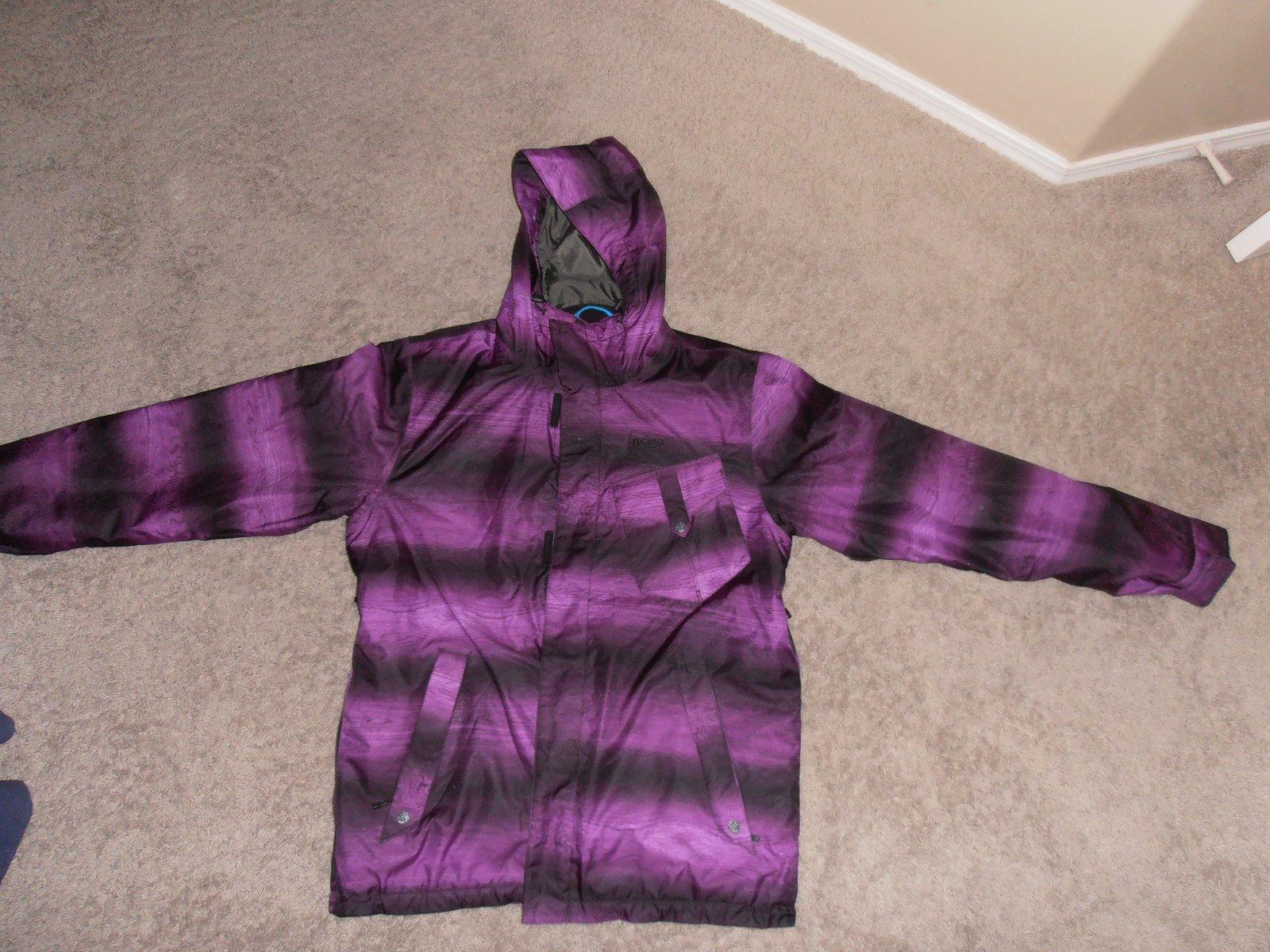 Baldwin jacket