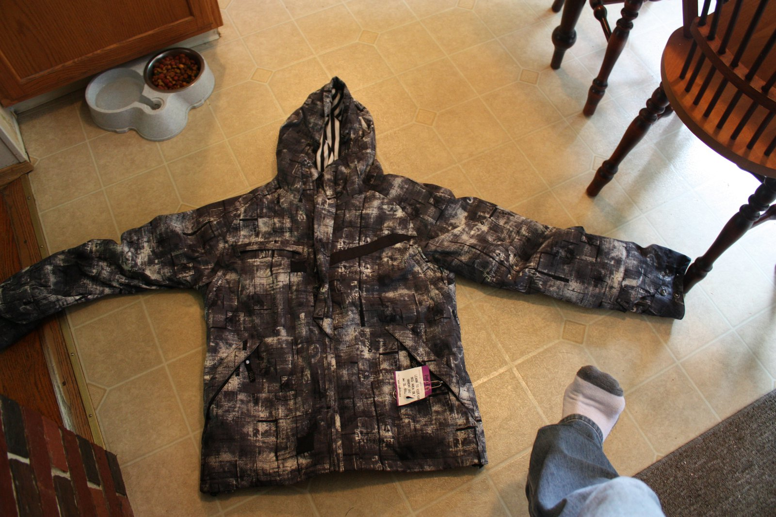 Ride Jacket For Sale