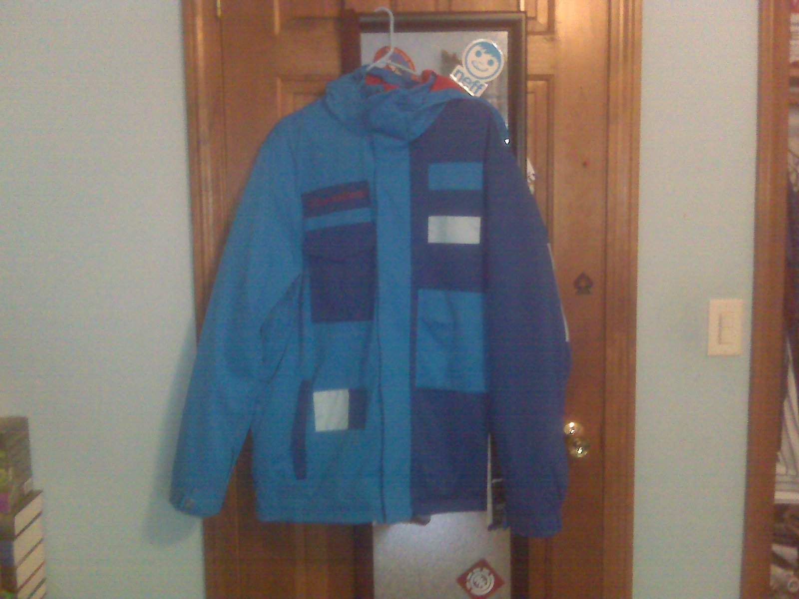 New jacket 2011 season