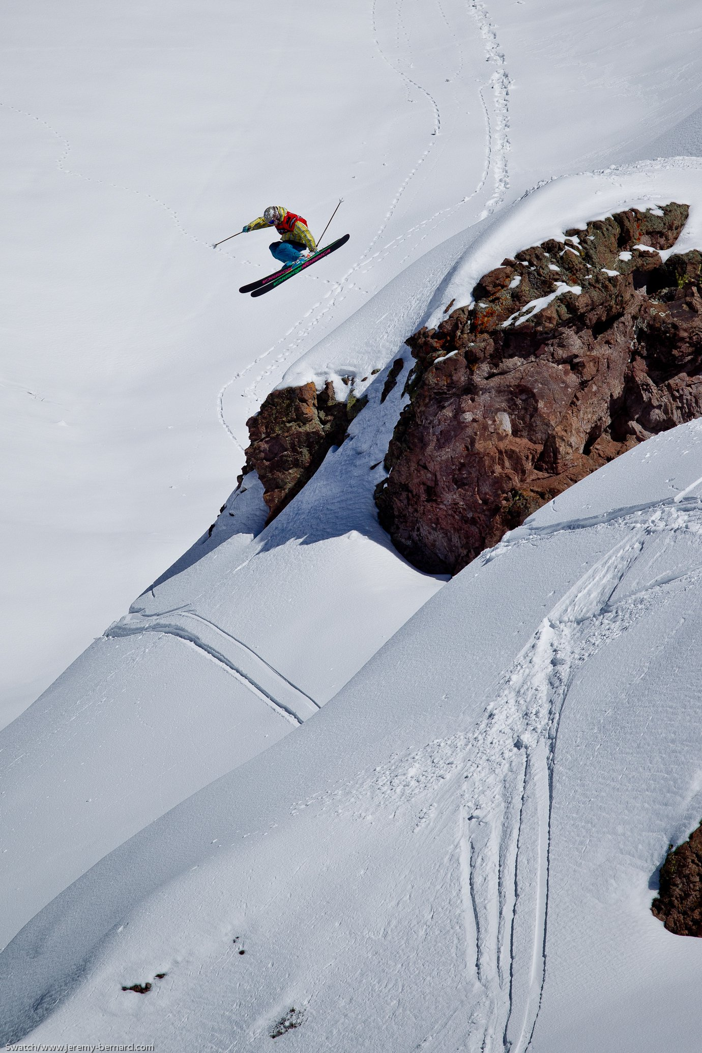 Oakley White-Allen at the Swatch Skiers Cup