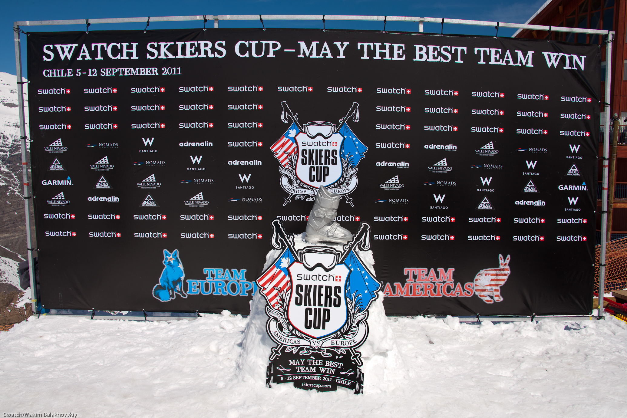 The Swatch Skiers Cup