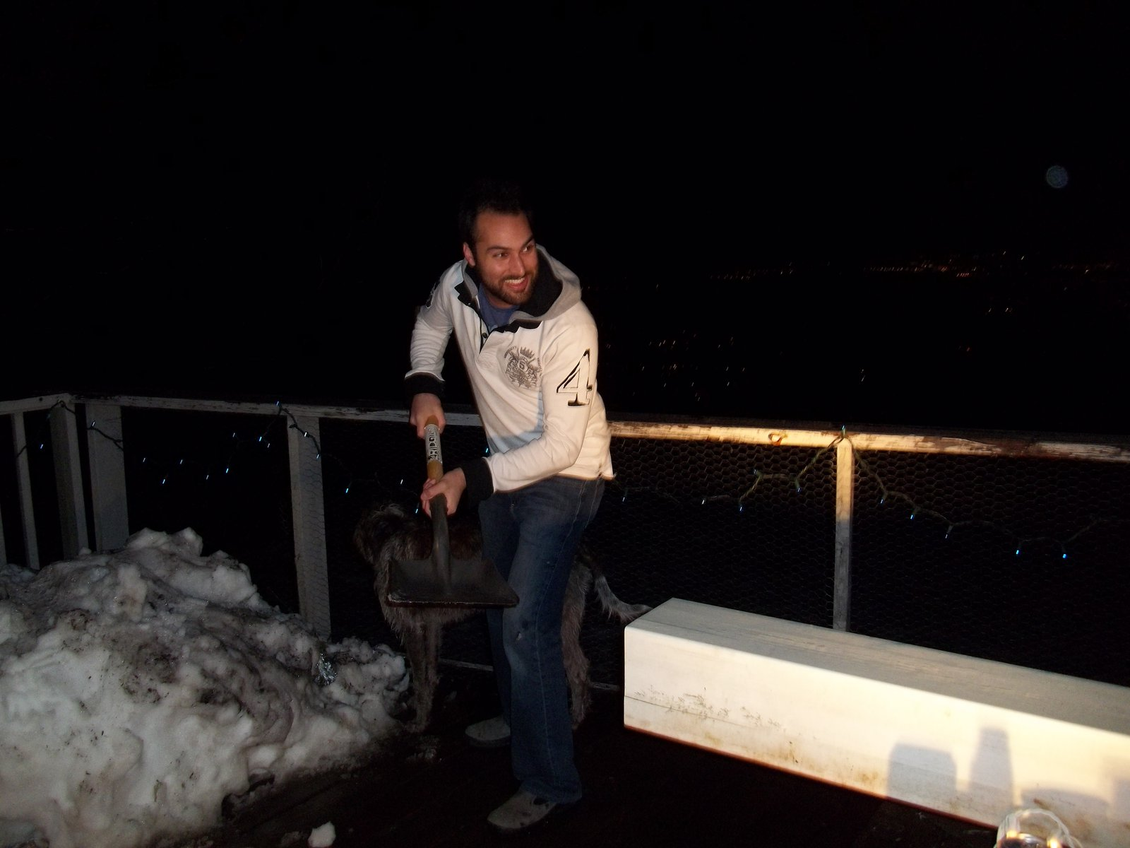 Newschool Gelande Quaffing Shovel Catch