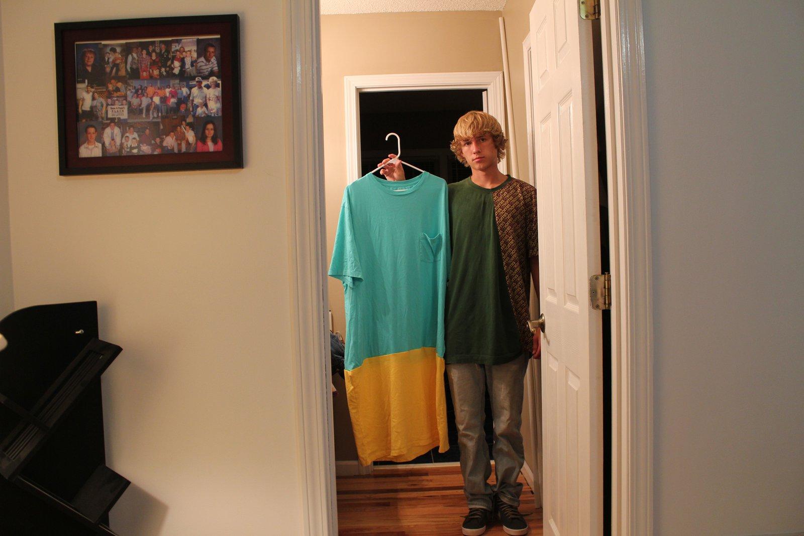 big ass shirt