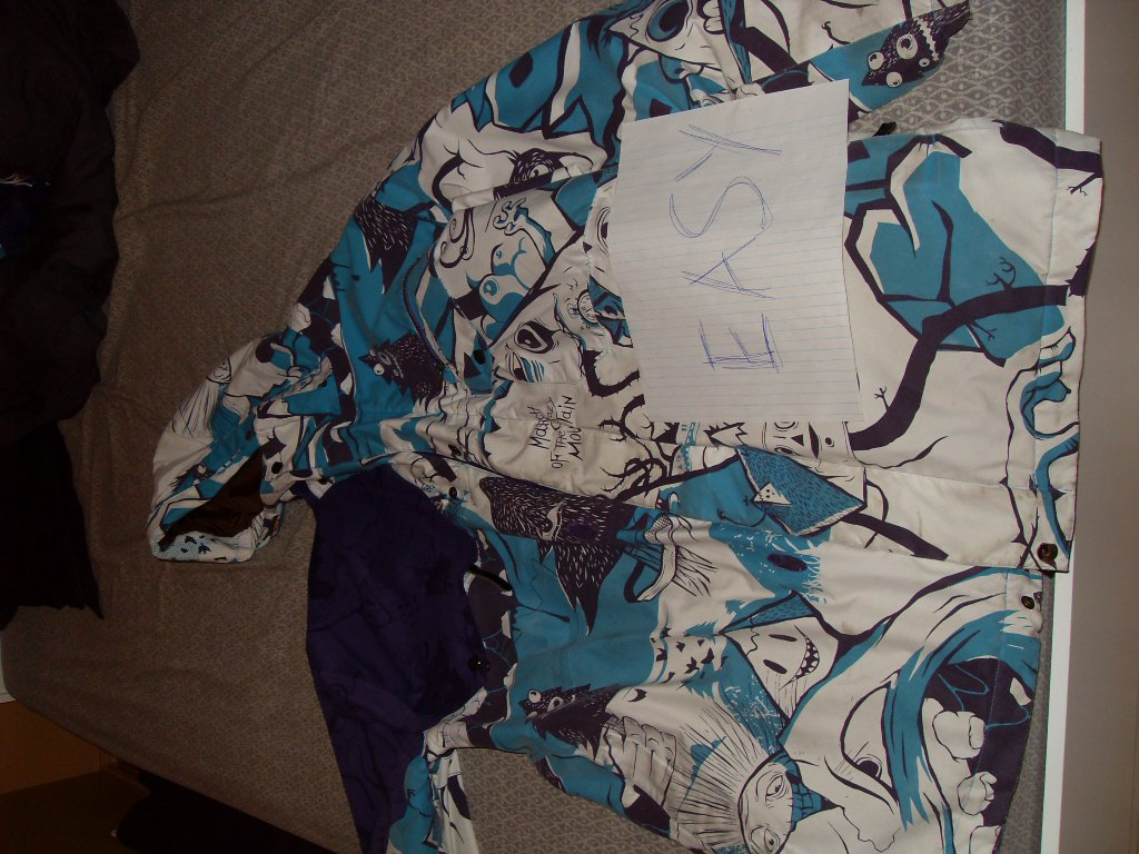 Xl amgic coat