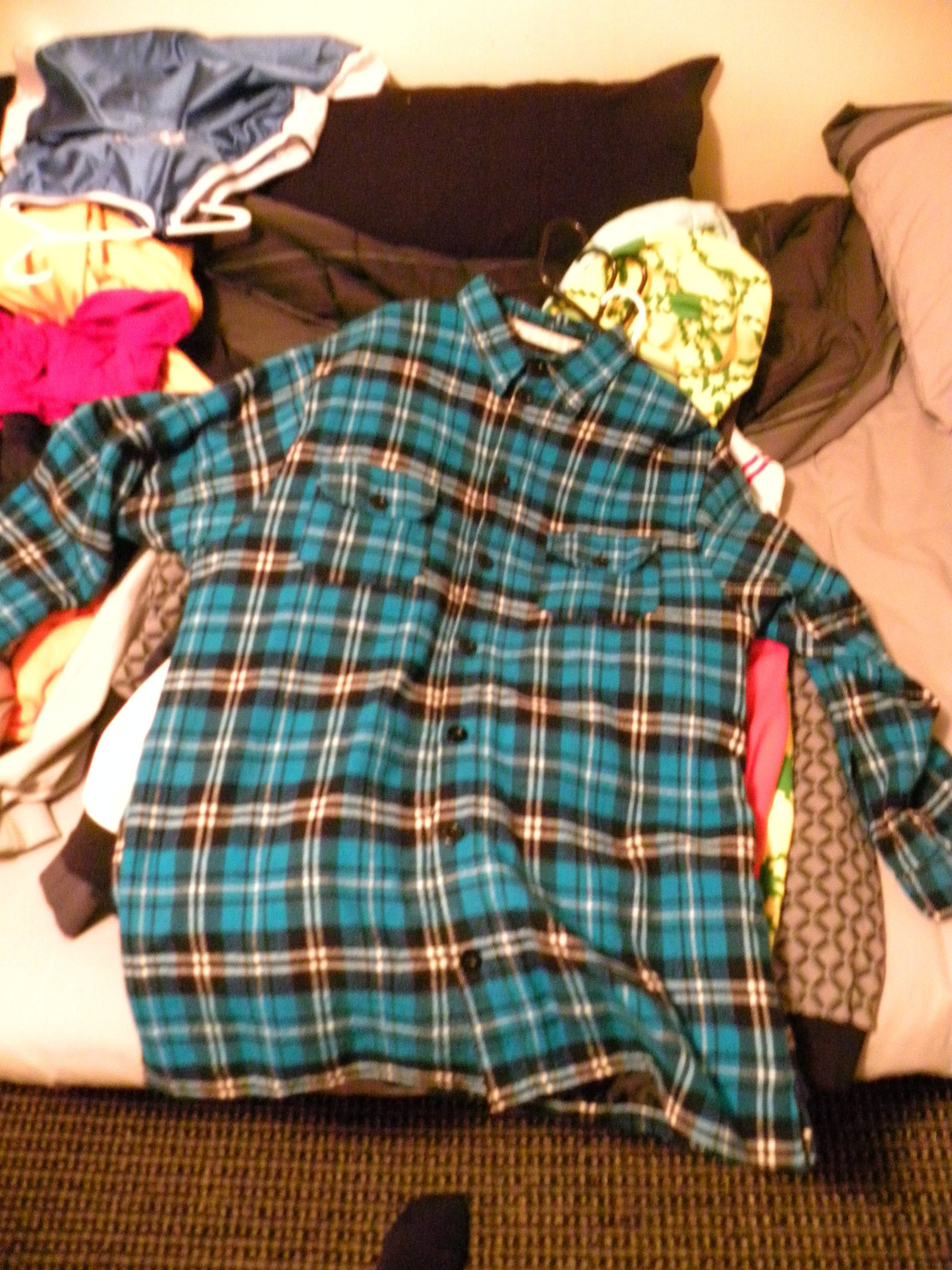 09/10 4XL LoHi Exclusive Flannel