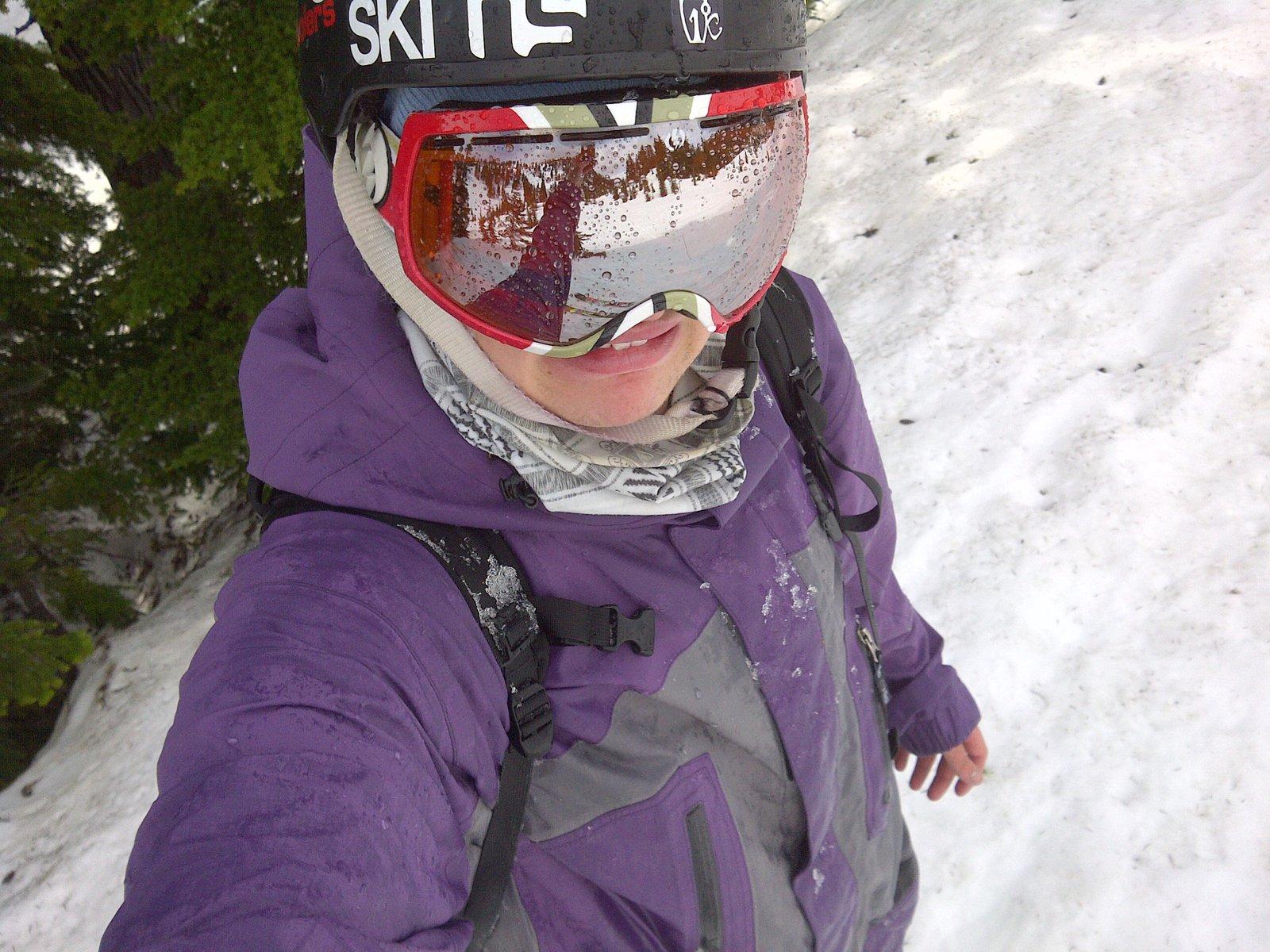 Skiing, JUNE 22.