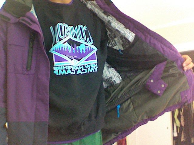 Orage TJ Schiller Pro Jacket 7
