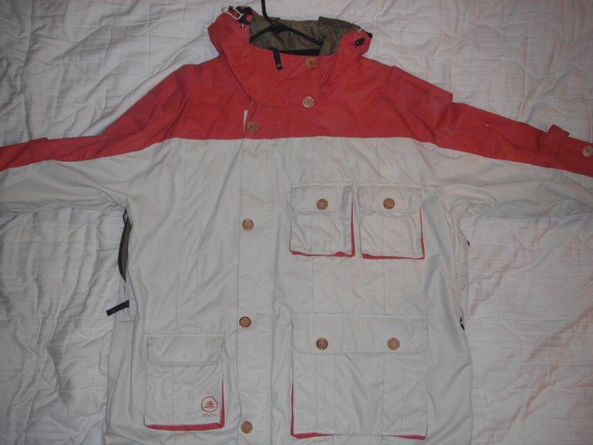 Siver Coat