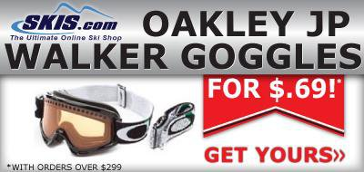 Final Week For 69¢ Goggles