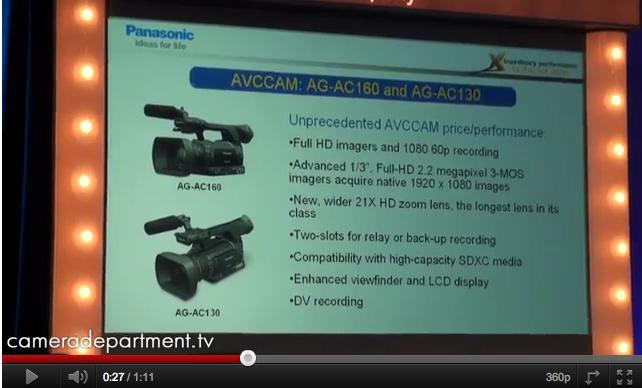 AG-AC160