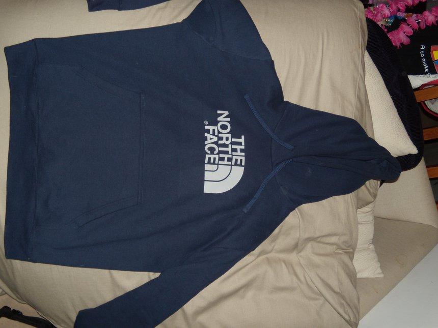 tnf swatshirt