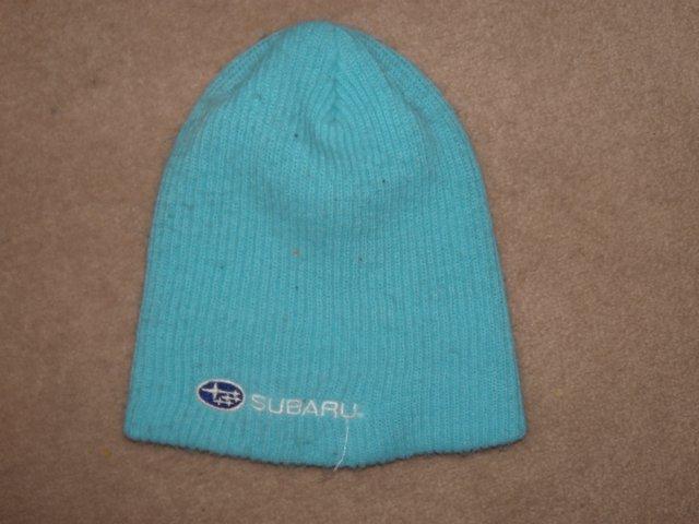 subaru hat