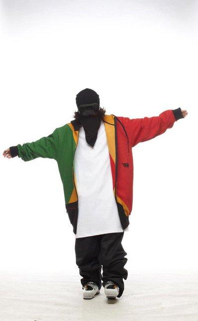11/12 ehoto Rasta Zip hoodie
