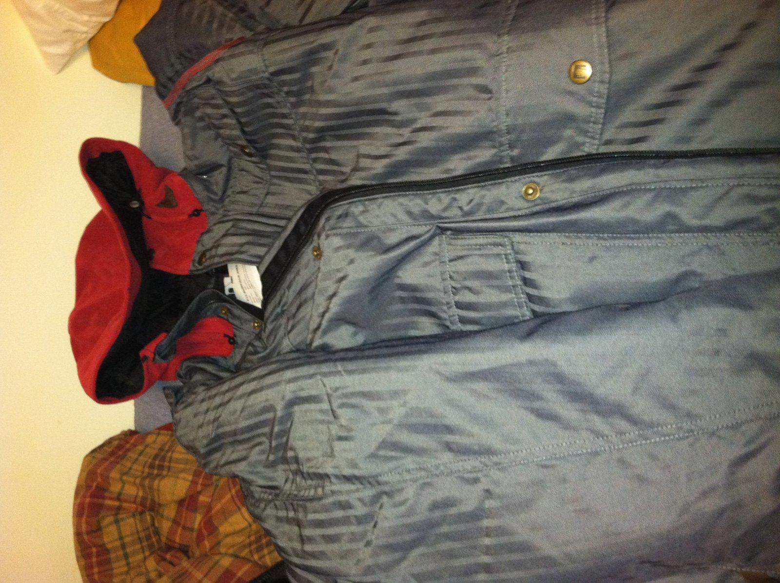 EP Causwell Jacket