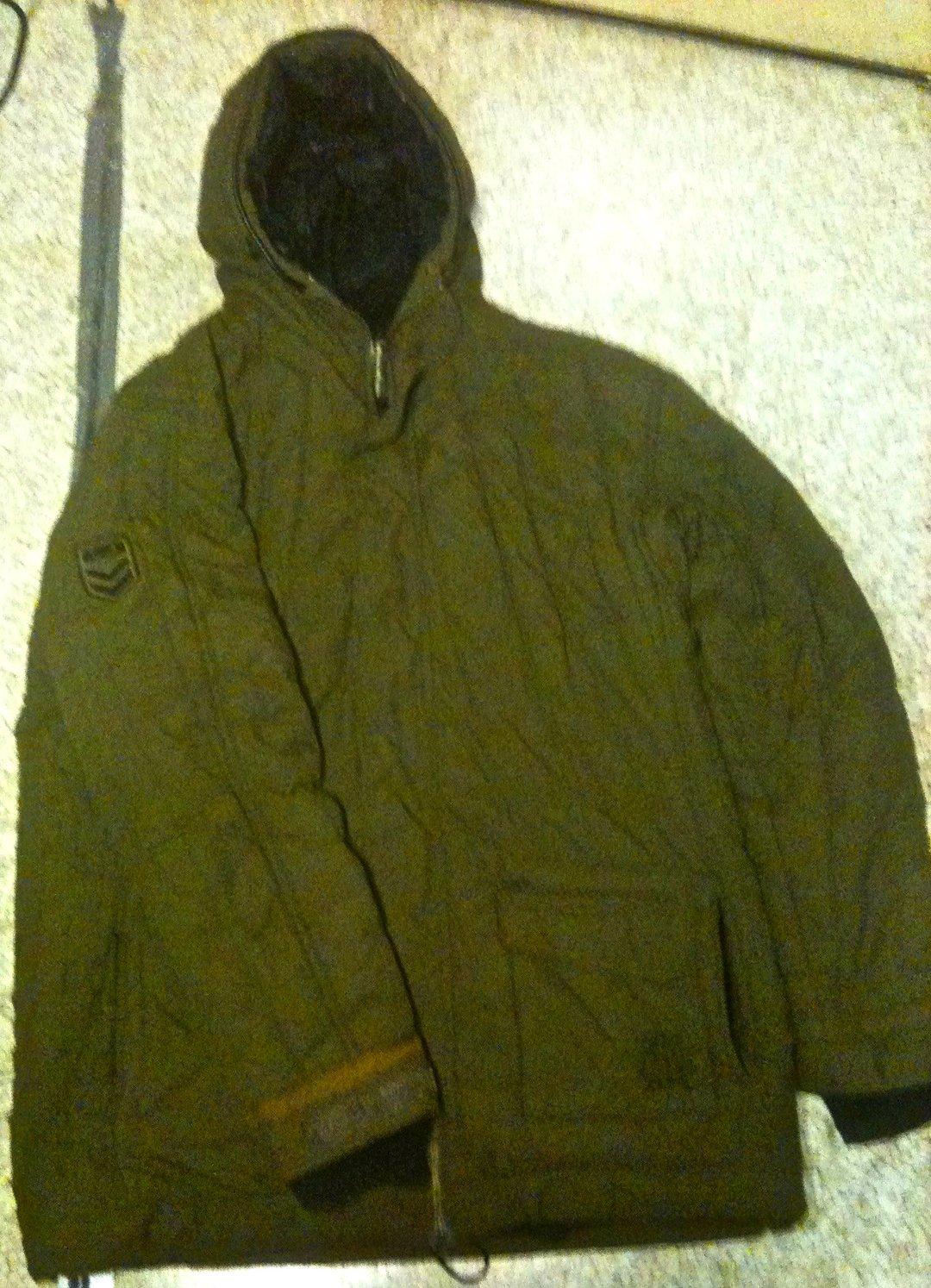 thread jacket
