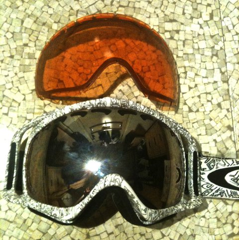 thread goggles