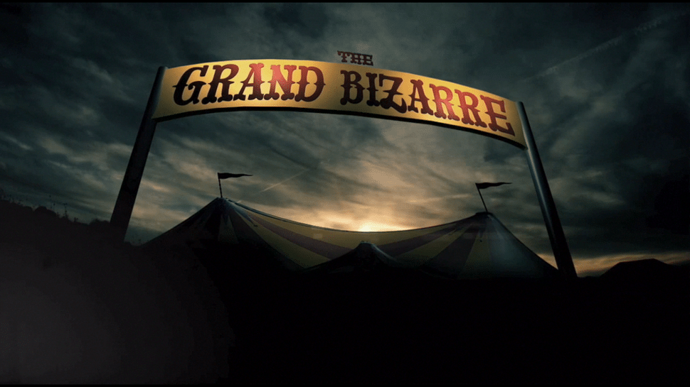 intro  The Grand Bizarre