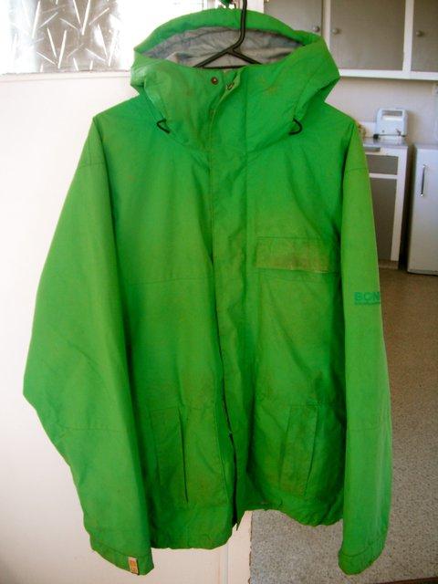 FS/FT Bonfire Jacket