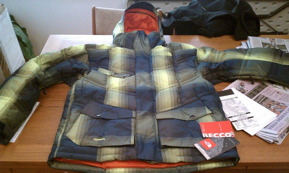 2012 TNF jacket