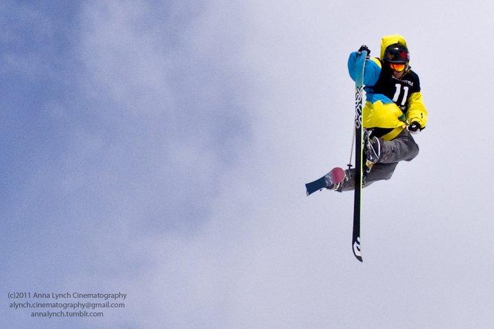 Charles Gagnier Jump TWSSF