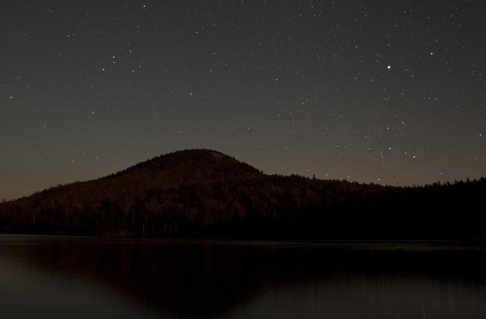 Stars over Crane