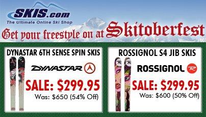 Skitoberfest Twin Deals