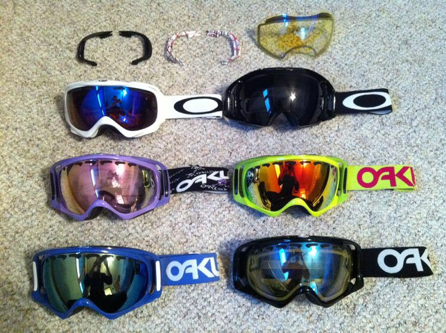 Updated Goggles Collection