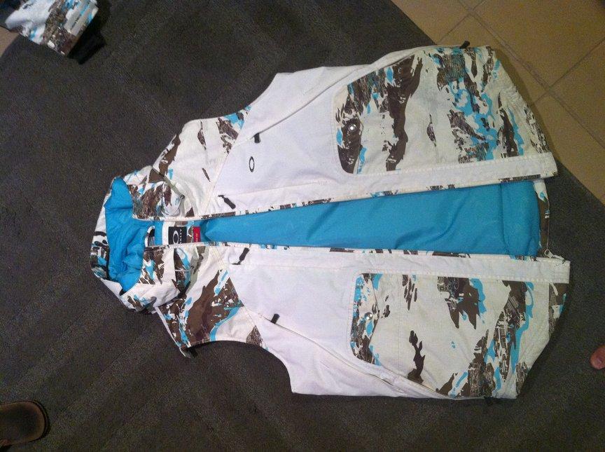 camo oakley vest